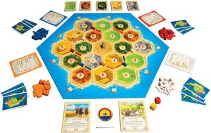 Catan Strategy Board Game: 5th Edition for Sale in Houston, TX
