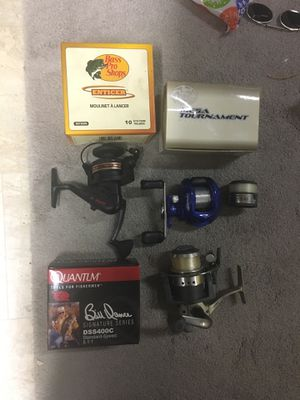 Fishing Reel Lot!! for Sale in Roswell, GA