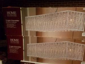 Elegant CRYSTAL chandelier for Sale in St. Louis, MO