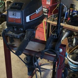 15 Horse Marina Outboard Electric Start for Sale in Gilbert, AZ