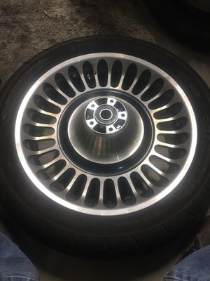 Harley front wheel for Sale in Mesa, AZ