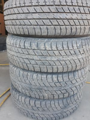 A set of Tires size 215 65 16 for Sale in Washington, DC