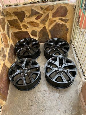 Jeep Wheels Size 18 for Sale in Chula Vista, CA
