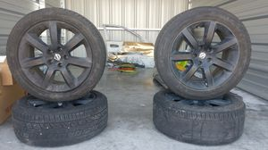 Set of Nissan wheels for Sale in Billings, MT