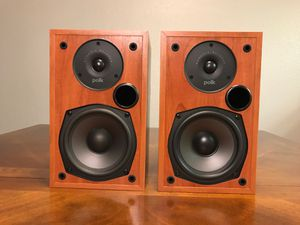 Polk Audio R15 HiFi Bookshelf Speakers for Sale in Monrovia, CA