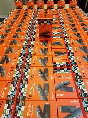 Amazon Fire Tv Sticks 🔓🔓🔓 for Sale in Orlando, FL