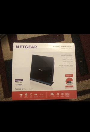 NETGEAR FAST WIFI ROUTER for Sale in Mountain View, CA