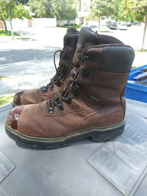 Wolverine work boots for Sale in Riverside, CA