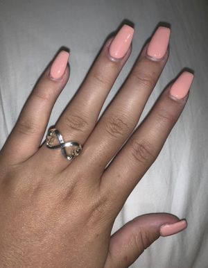 BRAND NEW Tiffany Paloma Picasso Double loving Heart Ring Size 8 1/2 for Sale in Orlando, FL