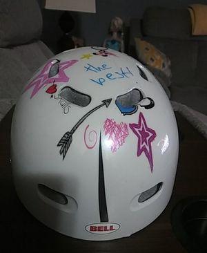 Girls Bike Helmet for Sale in Gaithersburg, MD