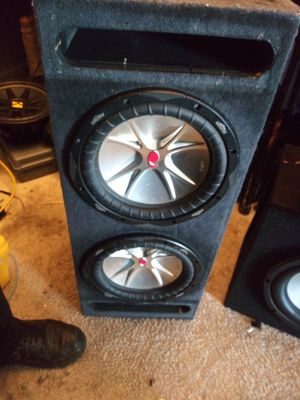 """KICKERS COMP VR..10"""" for Sale in Buena Park, CA"""