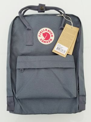 BRAND NEW FJALLRAVEN KANKEN BACKPACK CLASSIC 16L GRAPHITE WITH TAGS for Sale in Los Angeles, CA
