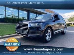 2017 Audi Q7 for Sale in Raleigh, NC