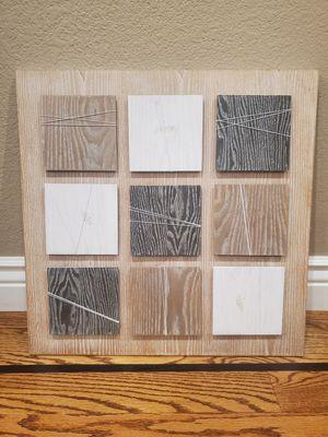 Kensie Home wooden photo/art holder for Sale in San Jose, CA