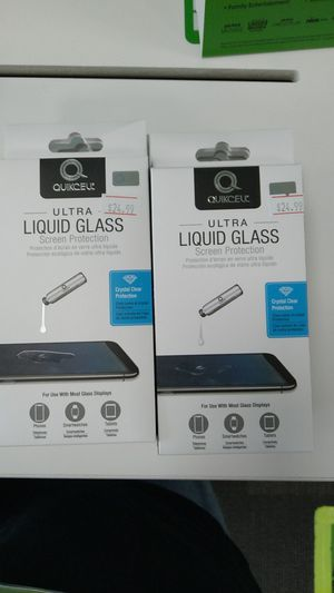 Liquid Glass for Sale in San Angelo, TX