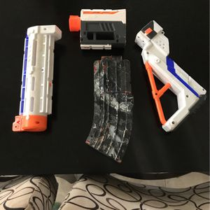 Nerf Accessories For All Parts for Sale in Miami, FL