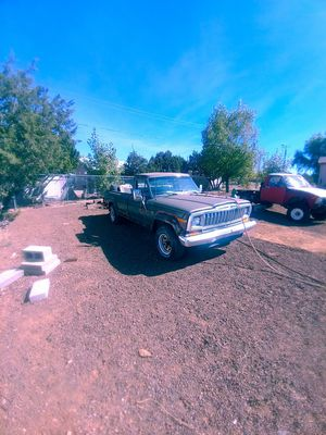 1987 jeep j10 4x4 for Sale in Show Low, AZ