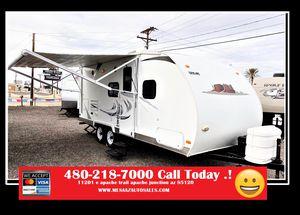 2010 21ft Skyline Nomad travel trailer super lite for Sale in Mesa, AZ