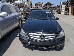 *PARTING OUT* 2013 Mercedes-Benz C250 SEDAN - BLACK 090 for Sale in Rancho Cordova, CA