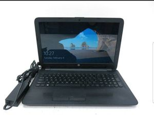 """HP 15-ba009dx 15.6""""-quad core-500gb-8gb-Windows 10-Office for Sale in Fort Mill, SC"""