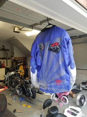 Suzuki motorcycle jackets for Sale in La Vergne, TN
