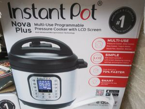 Instant pot new $39 for Sale in Los Angeles, CA