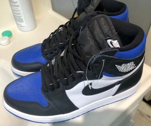 Jordan 1 Royal toe size 10 DSWOT for Sale in Vernon, CA