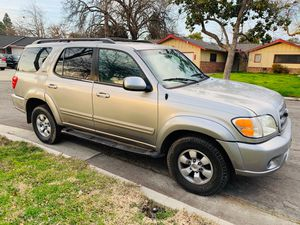 2001 Toyota Sequoia 4x4 for Sale in Fresno, CA