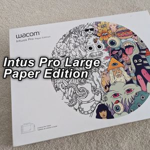Wacom Intuos Pro Large Paper Edition drawing tablet for Sale in Irvine, CA