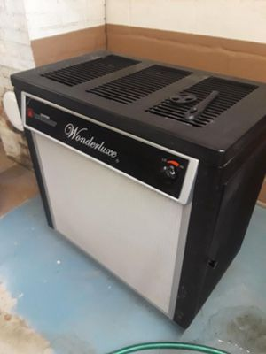 Wonderluxe wood burner for Sale in Evansville, IN