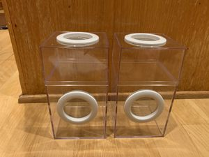 4x4x8 enclosures for spiders, mantis, jumpers, tarantulas for Sale in Ontario, CA