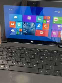 Surface With Keyboard/case for Sale in Fairfield,  CA
