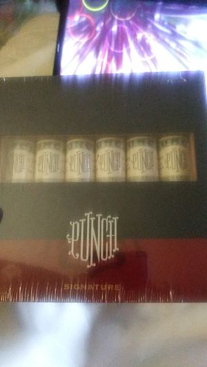 Punch robusto cigars for Sale in Houston, TX