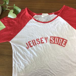 COTTON ON Jersey Sure Baseball Tee (Medium) for Sale in Los Angeles, CA