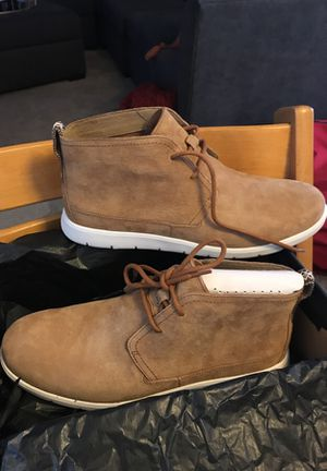 UGG Mens Freamon Chukka Boot Size 11.5 for Sale in Chevy Chase, DC