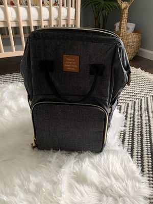 Unisex Diaper Bag for Sale in Round Rock, TX