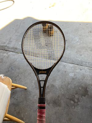 tennis racket for Sale in Chino, CA