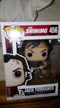 Pop! Movies. Action Figure. Toy. The Shining. Jack Torrance. Vinyl Figure for Sale in Kirkland,  WA