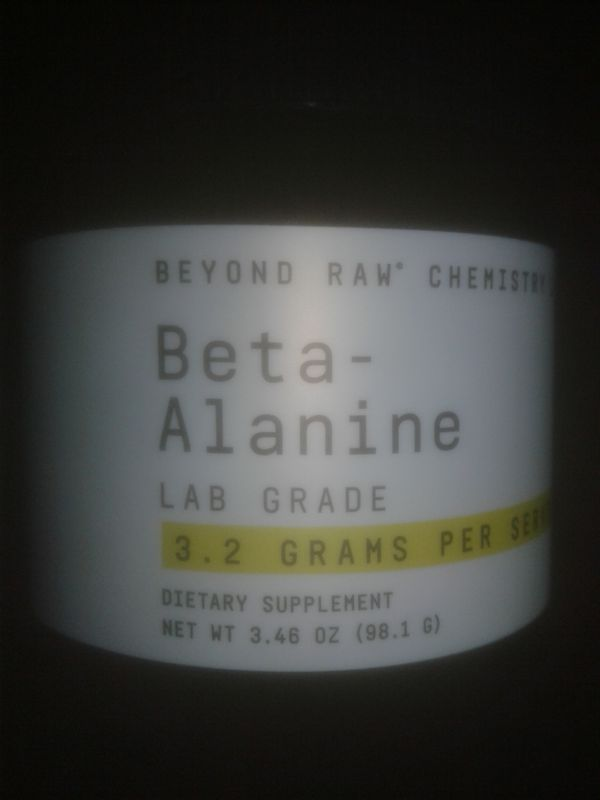 Beta-Alanine by Beyond Raw Chemistry Labs