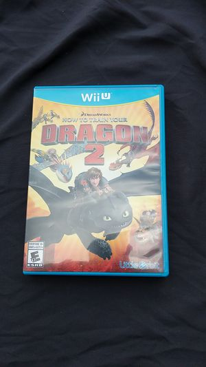 Nintendo How To Train Your Dragon 2 for Sale in Gilbert, AZ