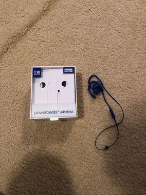 Powerbeats 3 wireless for Sale in Manassas, VA