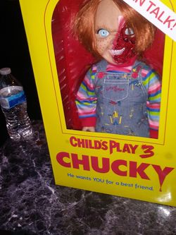 Chucky Doll 15 Inch Talking for Sale in Los Angeles,  CA