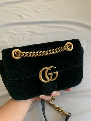 Gucci Velvet Marmont Mini Bag for Sale in Glendale, CA