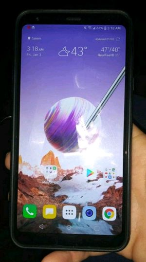 Unlocked lg stylo 4 for Sale in Salem, OH