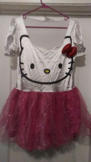 Hello kitty costume large 10 tô 14 for Sale in Santa Ana, CA