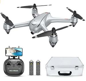 Potensic D80 GPS Drone with Camera for Adults, 2K FHD Camera, 2Battery 40Min Quadcopter with Brushless Motor, Auto Return Hom for Sale in Rancho Cucamonga, CA