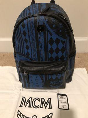 Mcm unisex large backpack for Sale in Bethesda, MD