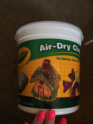 Air dry clay for Sale in West Sacramento, CA
