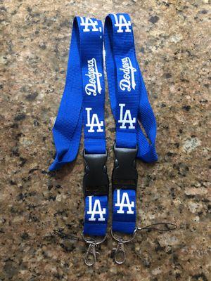 LA Dodgers Lanyard!Please Read! for Sale in Pomona, CA