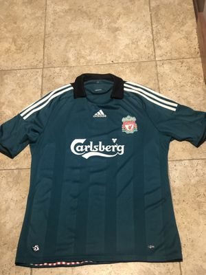 Adidas Liverpool FC Jersey Size Large for Sale in Wichita, KS